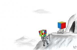 Rubix Cube Meditation