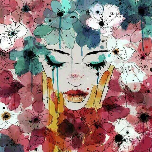 Tears Are Nothing More Than Our Wounds Evaporating