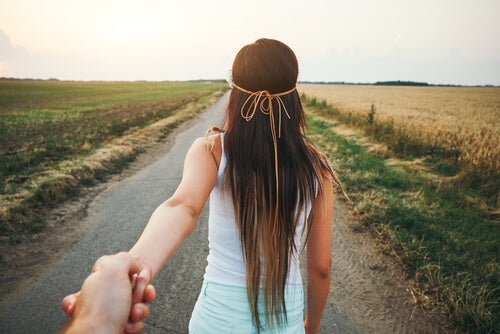You Will Go Further With Someone By Your Side