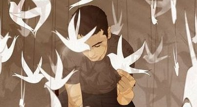man-with-paper-doves
