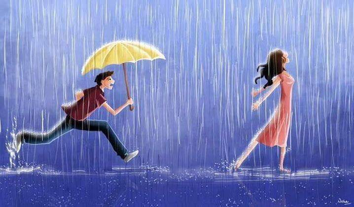man-with-umbrella-running-after-his-girlfriend