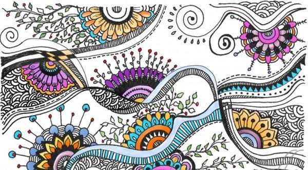 pretty doodle