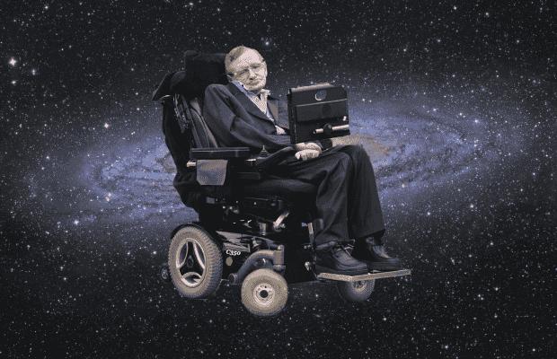Stephen Hawking: The Man of The Stars