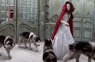 Red Riding Hood and Wolves