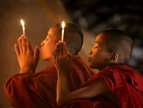 buddhist-children