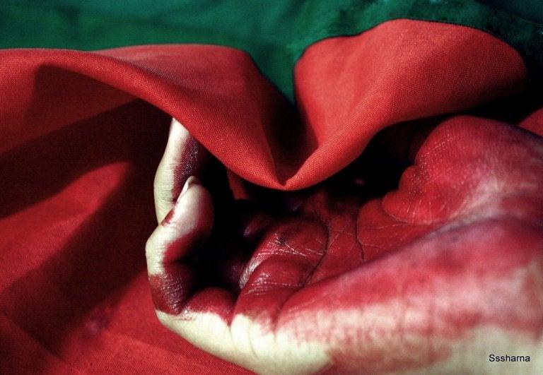 붉은 손: 알베르 카뮈의 명언