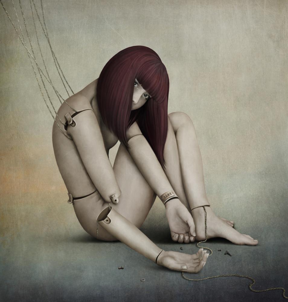Puppet Woman