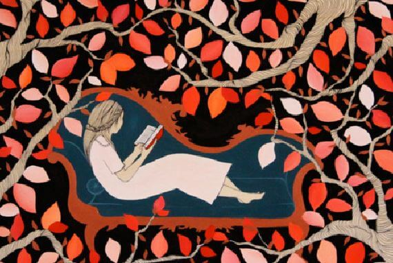 Reading Can Combat Anxiety and Depression