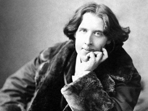 Oscar Wilde dating sitater