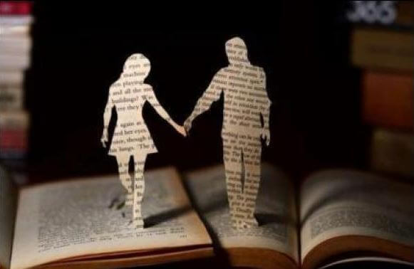 paper couple