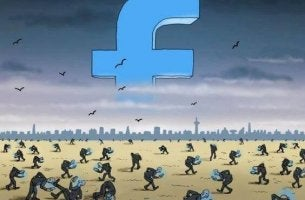 slaves to facebook