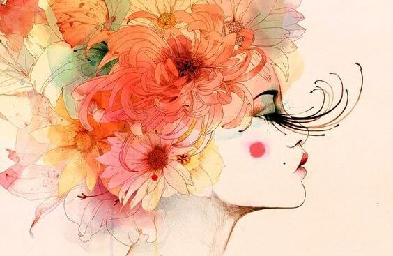 woman-with-flowers-for-hair