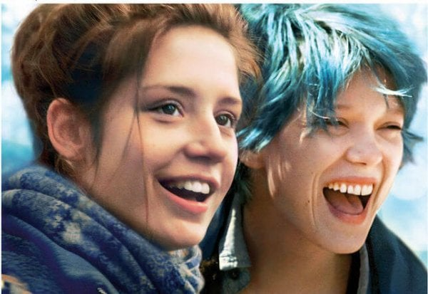 Blue Is the Warmest Color: The Two Sides of Love