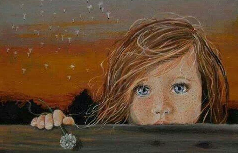Childhood Depression: A Child's Tears Are Bullets Straight to the Heart
