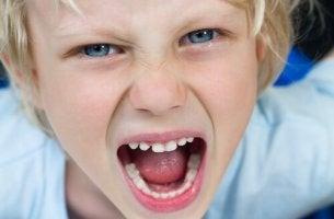 Child Yelling