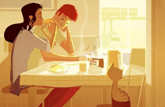 couple-having-breakfast