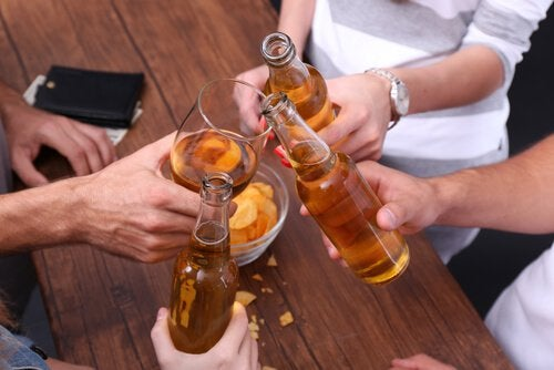 The Thin Line Between Alcoholism and a Habit