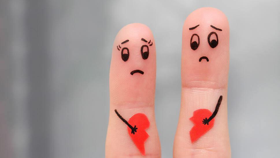 Sad Fingers
