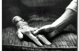 grandathers hands