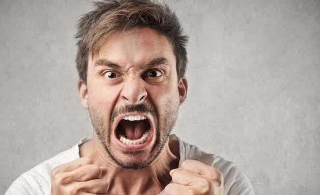 We Get Angry When We Lose Control of Ourselves