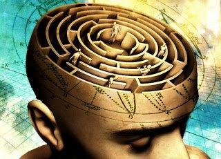 maze in head