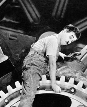 Charlie Chaplin on Cog