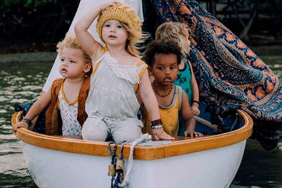 boat full of children