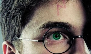 harry potter scar