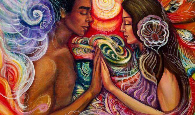 The Mystery of Mental Attraction: When Two Souls Caress