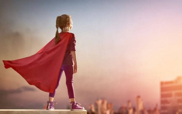What If We Teach Our Girls to Be Brave Instead of Perfect?