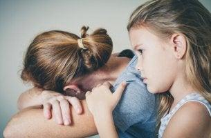 depressed mom