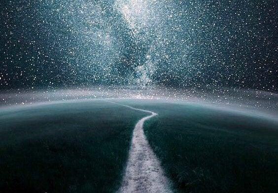life path below stars