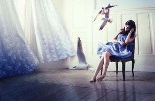 woman who conform
