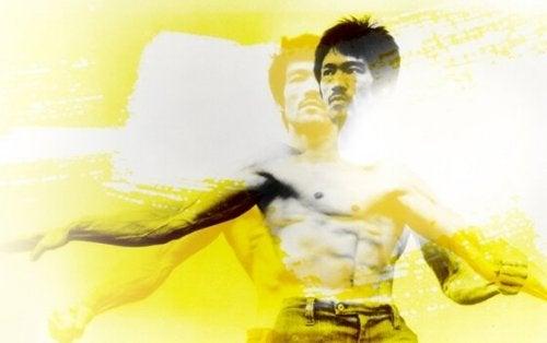 Bruce lee on adaptation yellow