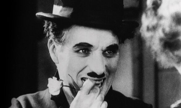 """As I Began to Love Myself"": A Wonderful Poem by Charlie Chaplin"