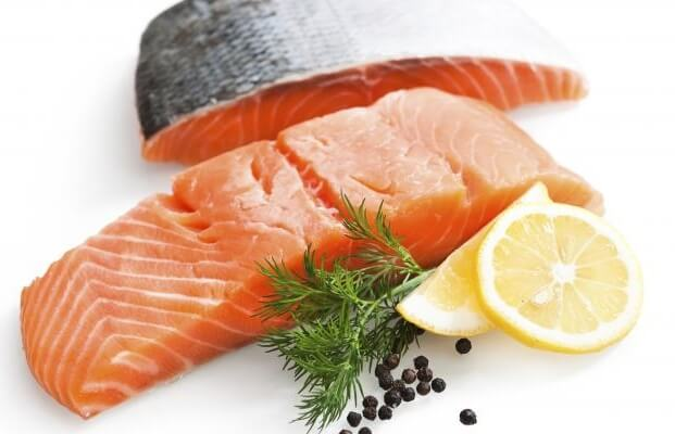 foods that improve your memory salmon