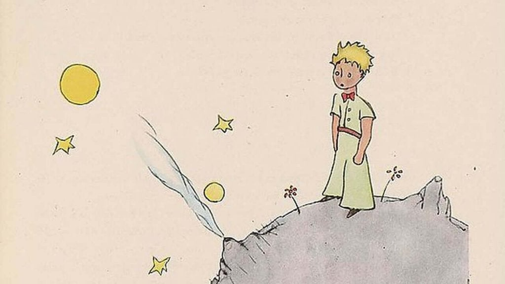 Books that reflect modern life little prince