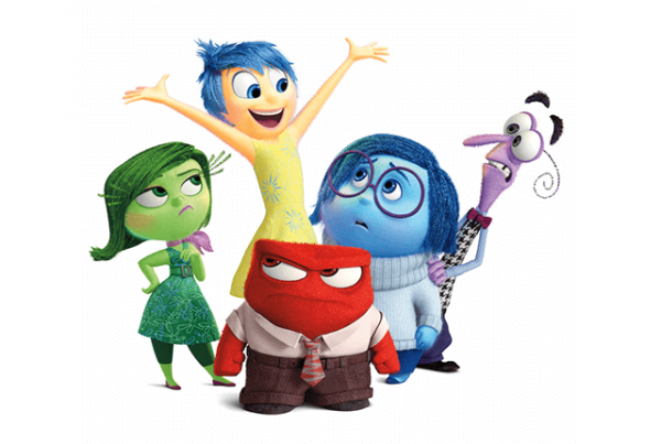 the emotions in the movie Inside Out