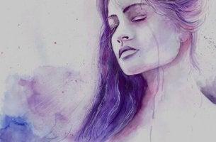 woman low serotonin