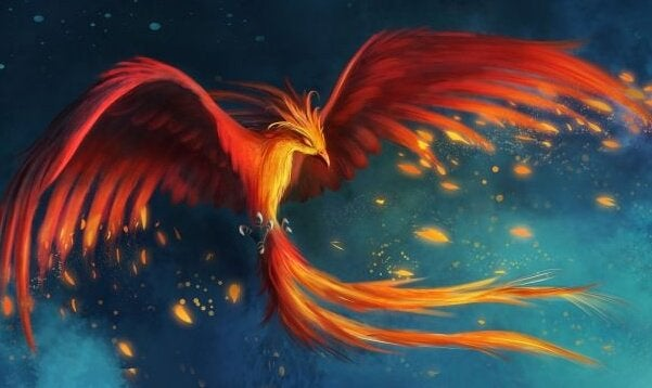 The Myth of the Phoenix: Our Amazing Power of Resilience