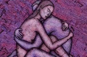 true love endures purple