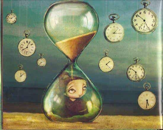 Time Doesn't Erase Feelings, It Helps Put Them in Their Place