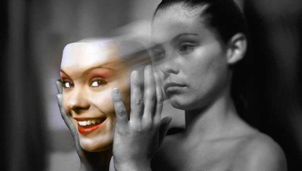 bipolar disorder face