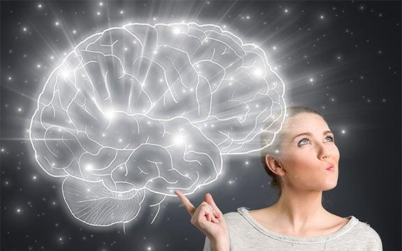increase mental control brain