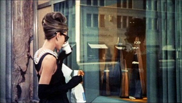 Breakfast at Tiffany's - Audrey Hepburn