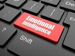 A button that says emotional intelligence.