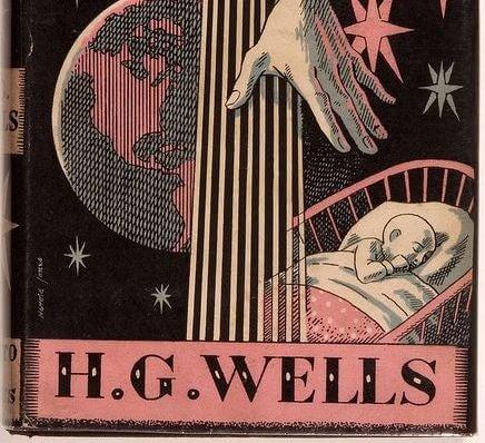 H.G Wells book