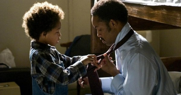 pursuit of happyness, one of the best inspiring movies