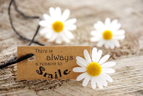 there is always a reason to smile and have humor