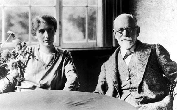 Anna Freud and Her Work Following Sigmund Freud